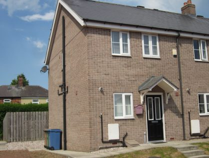 Winston Churchill Close, Hull. 2 Bedrooms – NOW LET