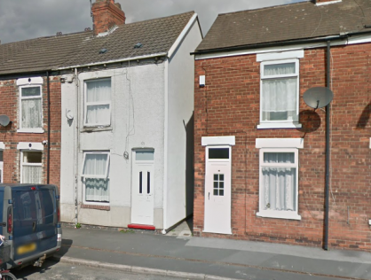 81 Sculcoates Lane, Hull. 2 Bedroom – NOW LET