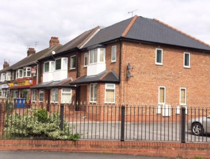 National Avenue, Hull. 1 Bedroom – NOW LET