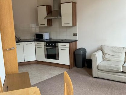 Brook Chambers, Hull. 1 Bedroom
