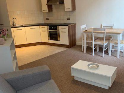 Brook Chambers, Hull. 1 Bedroom – HU2